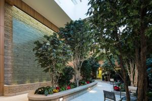 Gundersen Health System - Critical Care Unit Healing Garden