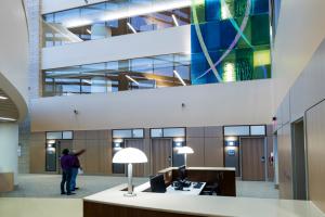 Gundersen Health System - Critical Care Unit Lobby