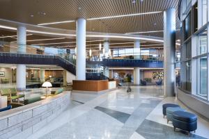 Gundersen Health System - Critical Care Unit Main Lobby