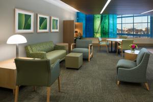 Gundersen Health System - Critical Care Unit Patient Lounge Area