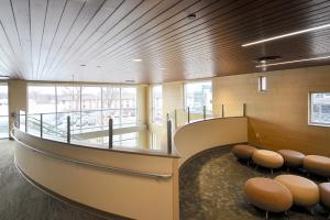 Gundersen Health System - Behavioral Health Patient Lounge