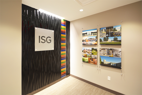 I + S Group Office