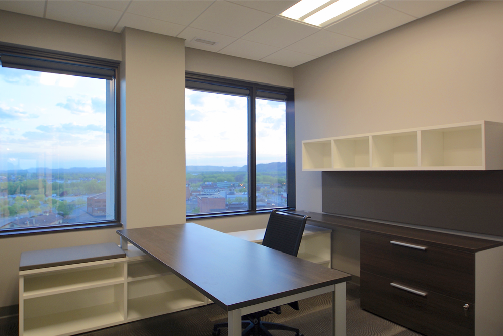 I + S Group Private Office Space