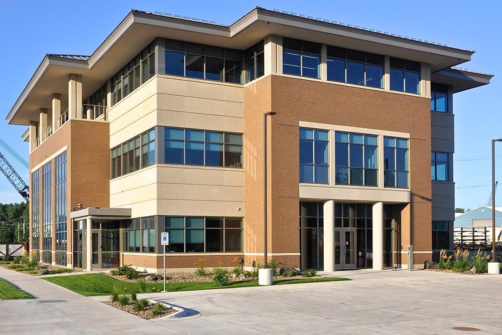 J.F. Brennan Company, Inc. Headquarters Exterior 3