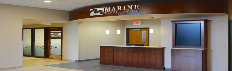 Marine Credit Union Administration Building