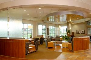 Mayo Clinic Health System - Holmen Clinic Main Lobby