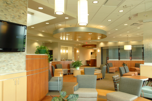 Mayo Clinic Health System - Holmen Clinic Patient Lounge