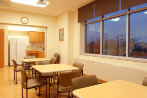 Mayo Clinic Health System - Sparta Clinic Provider Lounge