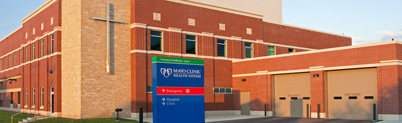 Mayo Clinic Health System - Sparta Clinic