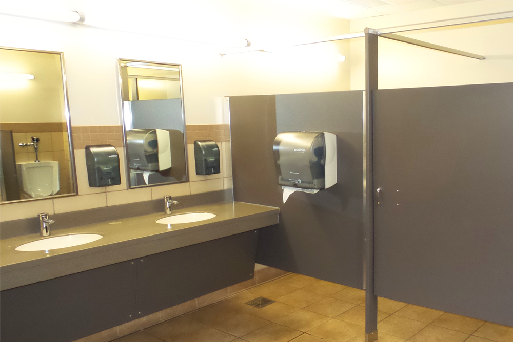 Ace Hardware Retail Support Center Restroom 1