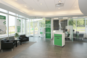 Associated Bank Onalaska Branch Entrance