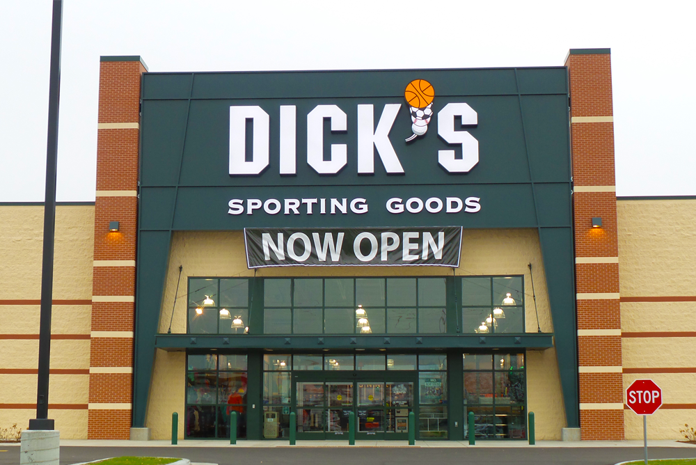 Dick's Sporting Goods Exterior 2
