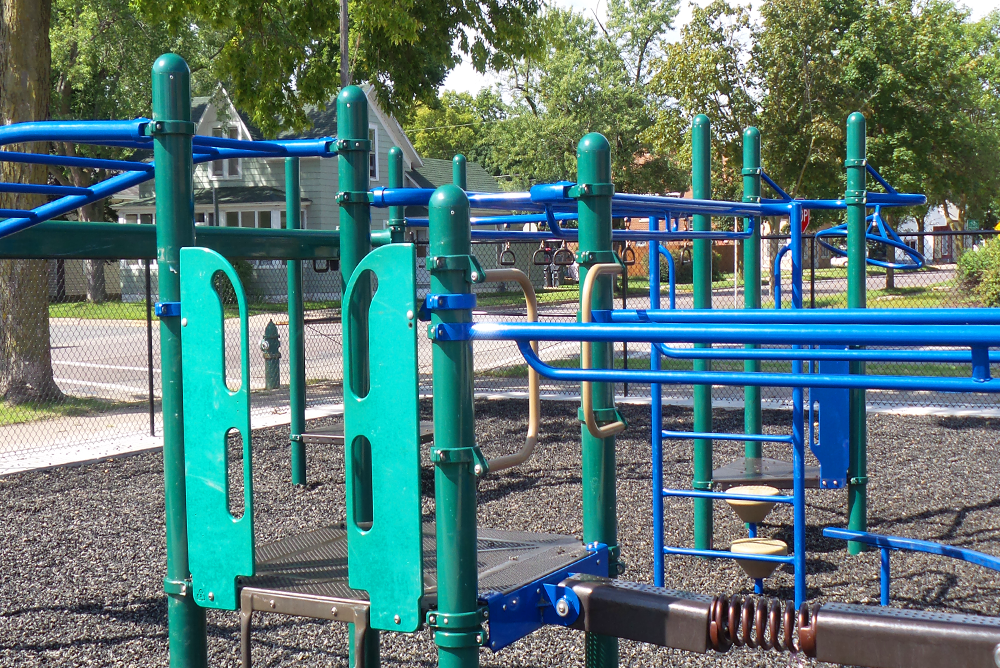 Northside Elementary School Outdoor Play Equipment