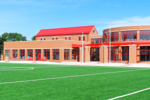 Northside Elementary School Artificial Turf Field