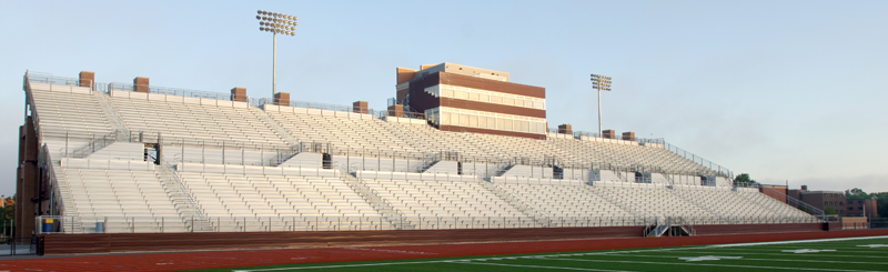 University of Wisconsin - La Crosse - Stadium & Fields Sports Complex