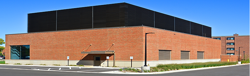 University of Wisconsin - La Crosse - West Campus Chilled Water Plant