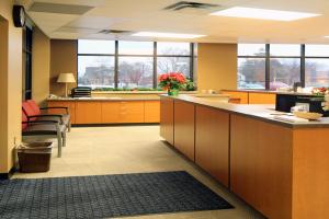 Cashton Middle/High School School Visitor Reception Area