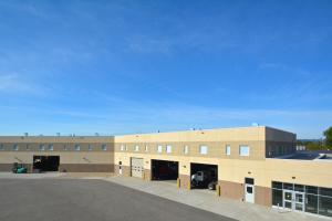 WTC Diesel & Heavy Equipment Technology Center Exterior
