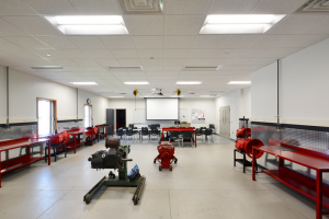 WTC Diesel & Heavy Equipment Technology Center Classroom