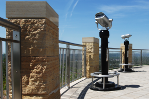 City of La Crosse Grandad Bluff Park Observation Plaza