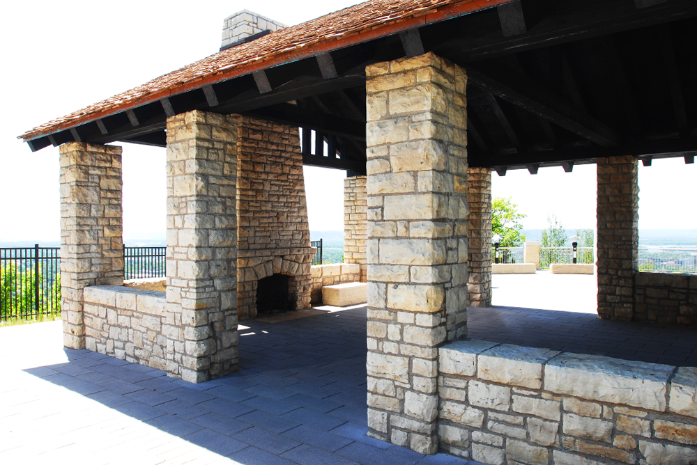 City of La Crosse Grandad Bluff Park Pavilion