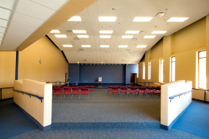 School District of Onalaska - Irving Pertzsch Elementary School Theatre Room