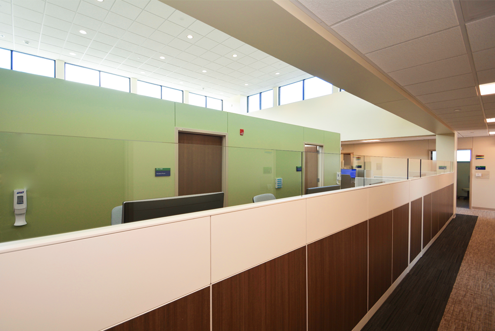 Mayo Clinic Health System - Arcadia Clinic Staff Work Stations