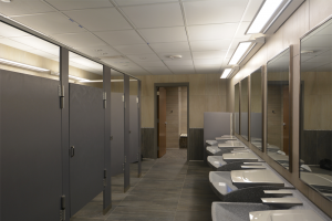 WTC Integrated Technology Center Restroom