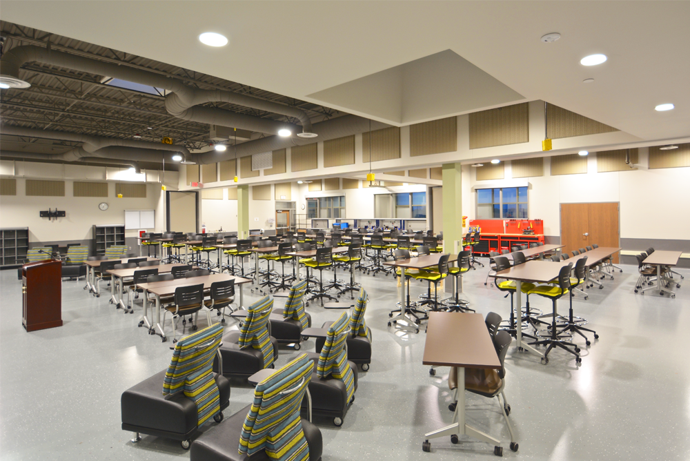 WTC Integrated Technology Center Classroom 5