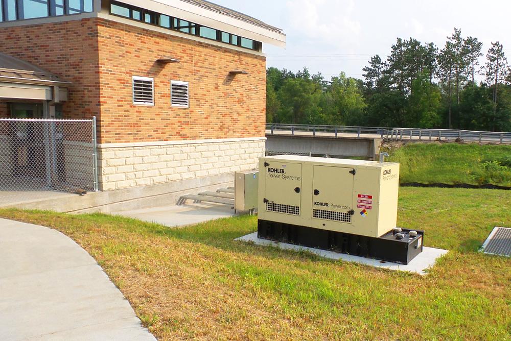 Western Technical College - Angelo Hydroelectric Dam Generator