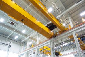Chart Industries Overhead Crane