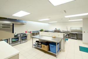 Christ Episcopal Church Kitchen