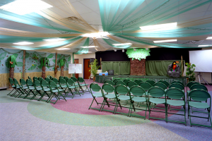 First Free Church Children's Religious Education Area
