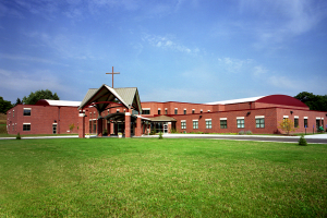 First Free Church Main Exterior