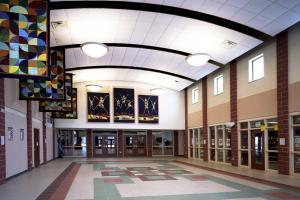 First Free Church Main Lobby