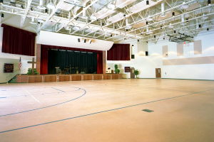 First Free Church Gymnasium