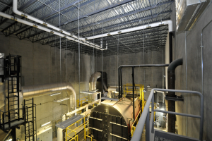 Gundersen Health System - Biomass Boiler 3
