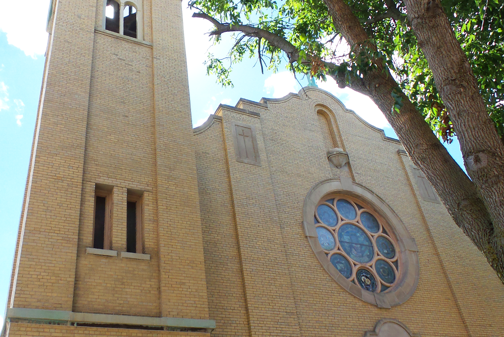 Viterbo University San Damiano Chapel Exterior