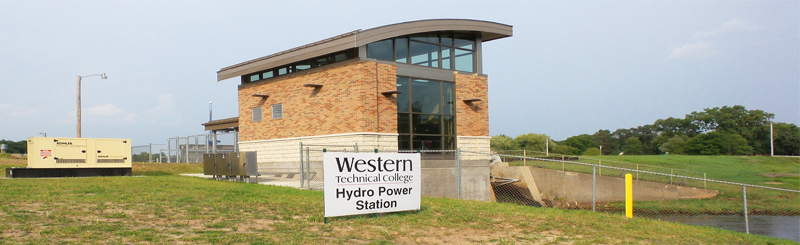 Western Technical College - Angelo Hydroelectric Dam