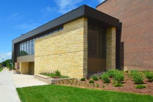 UW-La Crosse Center for the Arts Exterior 3