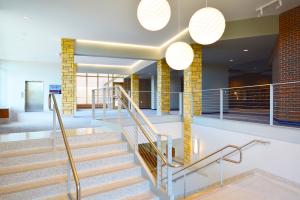 UW-La Crosse Center for the Arts Second Floor