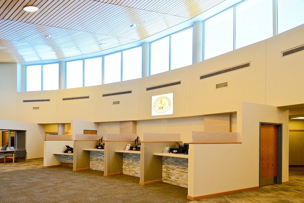 Ho-Chunk Clinic Lobby 2