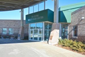 Ho-Chunk Health Care Center Entrance