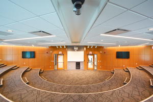 SMU Science & Learning Center - Lecture Hall