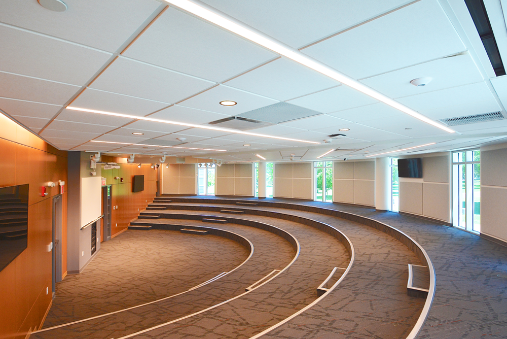 SMU Science & Learning Center - Lecture Hall 2
