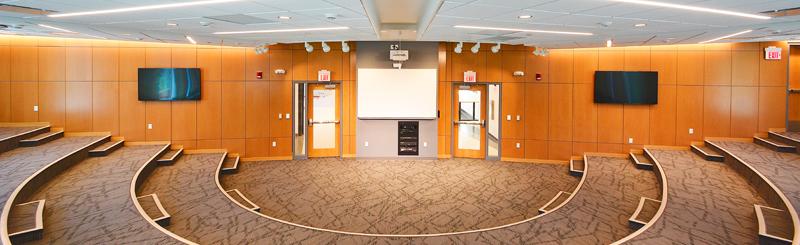 Saint Mary's University - Science & Learning Center