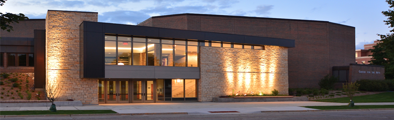 University of Wisconsin - La Crosse - Center for the Arts
