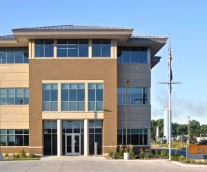 J.F. Brennan Company, Inc. Headquarters Exterior