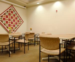 Mayo Clinic Health System - Holmen Clinic Provider Lounge