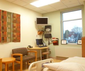 Mayo Clinic Health System - Sparta Clinic Examination Room